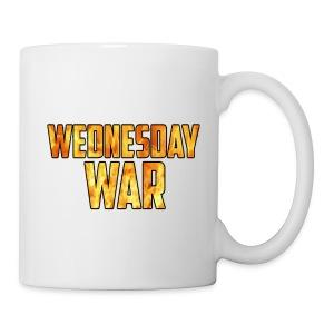 Wednesday War Mug - Coffee/Tea Mug