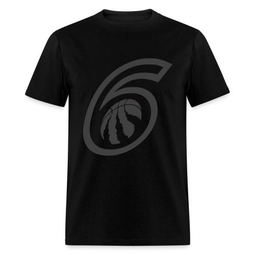 Toronto Raptors (Grey) - Men's T-Shirt