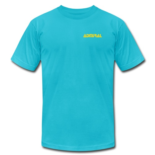 Admiral Canary - Men's  Jersey T-Shirt