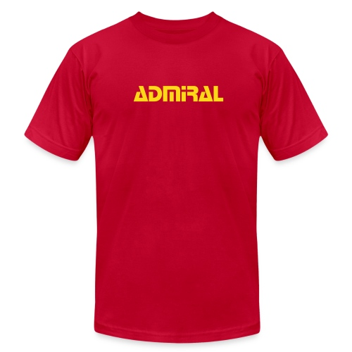 Admiral Blood - Men's  Jersey T-Shirt