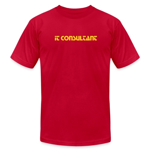IT CONSULTANT - Men's  Jersey T-Shirt
