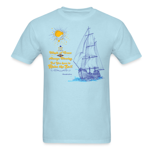 Winds of Grace - Men's T-Shirt