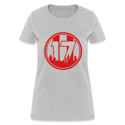 We Are 17 - Women's Grey T-shirt - Women's T-Shirt