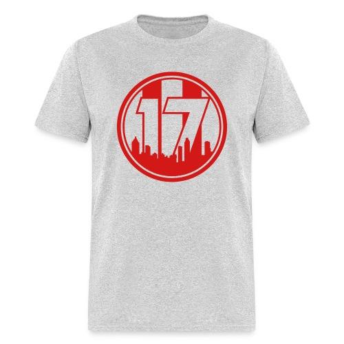 We Are 17 - Grey T-shirt - Men's T-Shirt