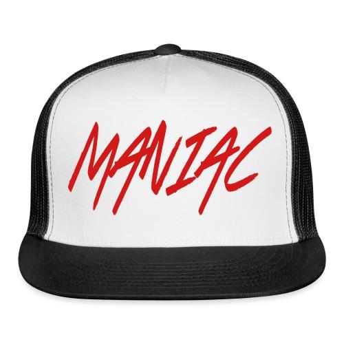 Maniac Hat - Trucker Cap