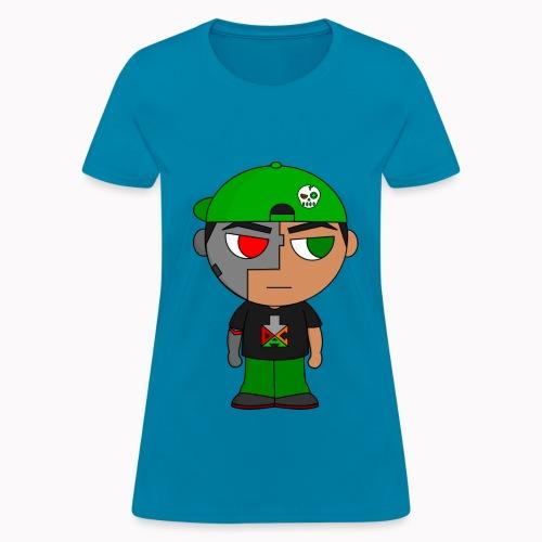 The Cyborg W - Women's T-Shirt