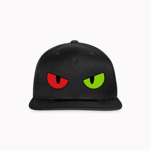Eyes - Snap-back Baseball Cap