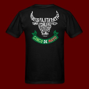 Cinco De Mayo 2017 Men's Tee (Staff Style) - Men's T-Shirt