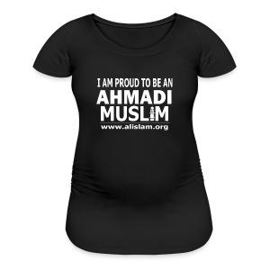 PROUD AHMADI - WOMEN HALF SLEEVES - Women's Maternity T-Shirt