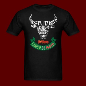 Cinco De Mayo 2017 Men's Tee - Men's T-Shirt