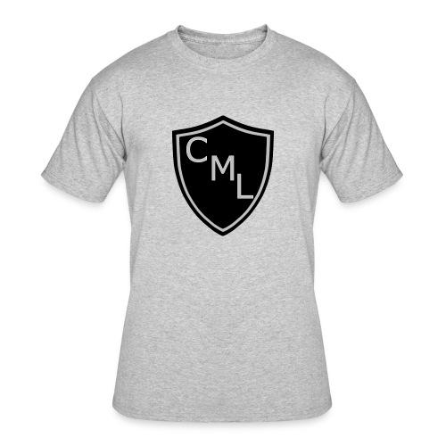 Men's CML 1950's Logo T-Shirt - Men's 50/50 T-Shirt