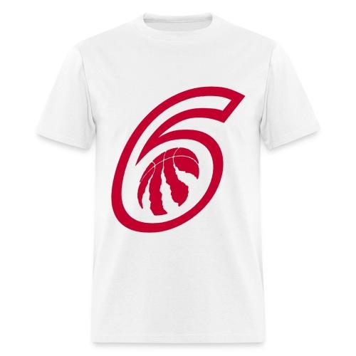 Toronto Raptors (Red) - Men's T-Shirt