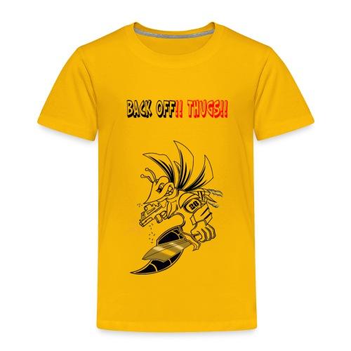 Spartan Hornet - Toddler Premium T-Shirt