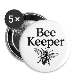 Beekeeper Button - Large Buttons