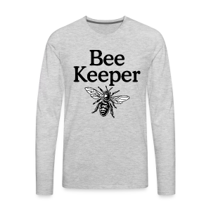 Beekeeper Longsleeve - Men's Premium Long Sleeve T-Shirt