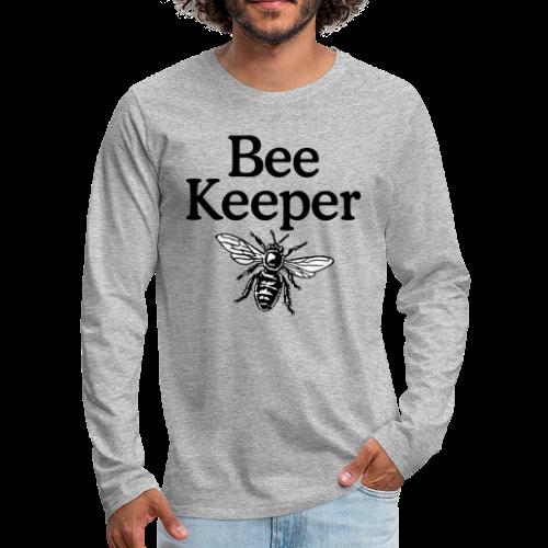 Beekeeper Longsleeve - Men's Premium Long Sleeve T-Shirt