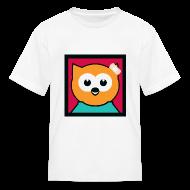 Kids' Shirts ~ Kids' T-Shirt ~ Children's The Artful Summer Winston T-Shirt