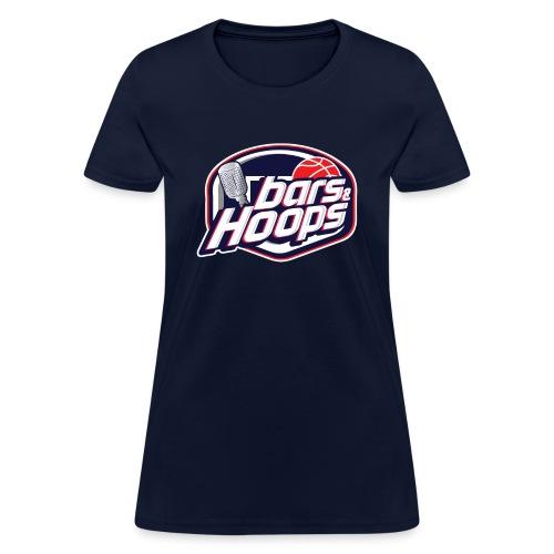 Bars & Hoops Superwoman T-Shirt - Women's T-Shirt