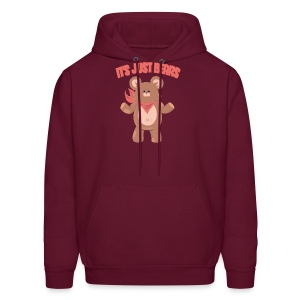 It's Just Bears Shirt - Men's Hoodie