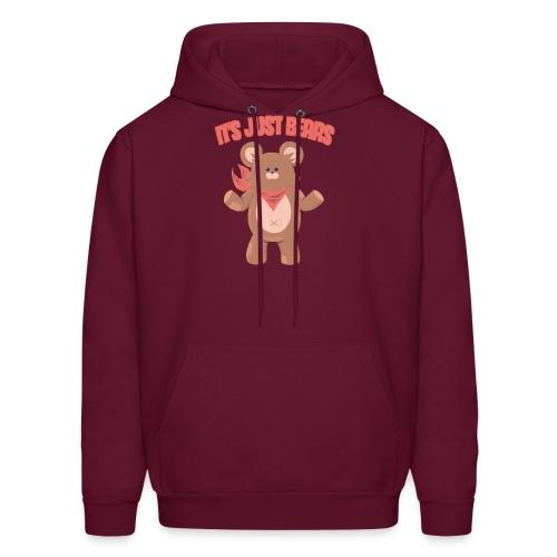 It's Just Bears Shirt - Men's Hoodie