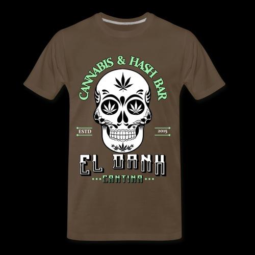 El Dank Cantina Tee - Men's Premium T-Shirt