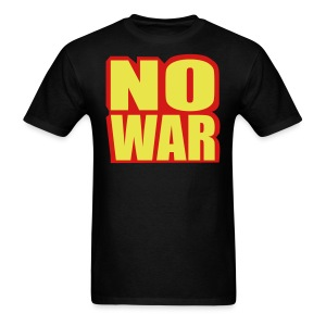 no war - Men's T-Shirt