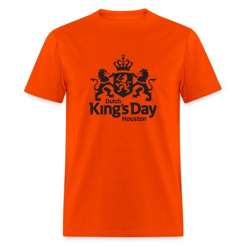 T-shirt Dutch King's Day Houston - Men's T-Shirt
