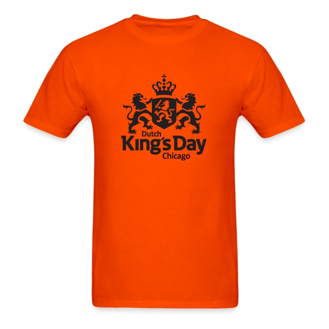 T-Shirt Dutch King's Day Chicago