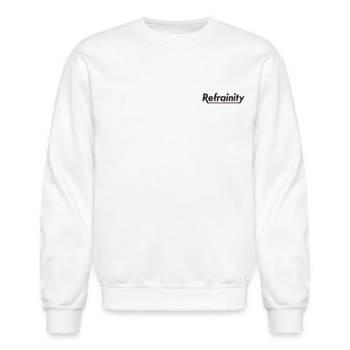 Refrainity Sweatshirt - Crewneck Sweatshirt