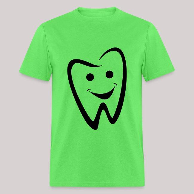 DENTAL / TOOTH / TEETH / DENTIST / SMILE DESIGN | Men's T-Shirt