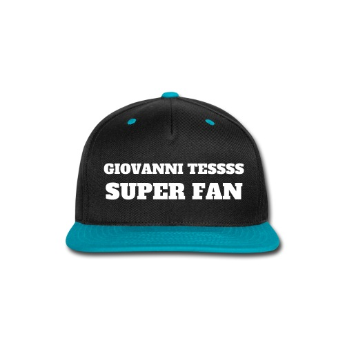GORRA SUPER FAN. - Snap-back Baseball Cap