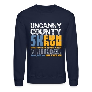 Men's 5K Fun Run From That Thing in your Closet - Crewneck Sweatshirt