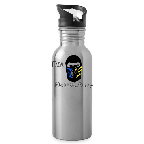 BizarrelyFunny Heavy Duty Water Bottle - Water Bottle