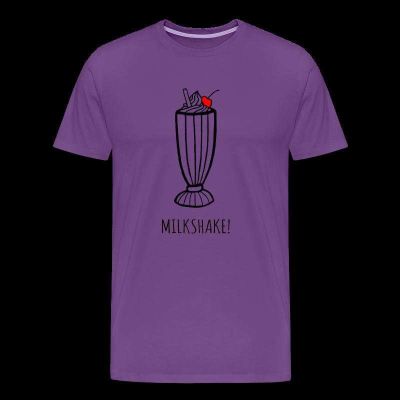 milkshake.png - Men's Premium T-Shirt