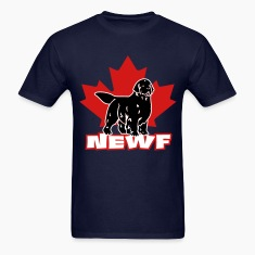 newfoundland__newf__black__can__3c T-Shirts