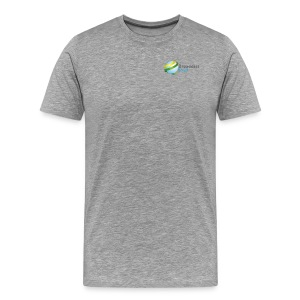 BroadcastBrazil001 - Men's Premium T-Shirt