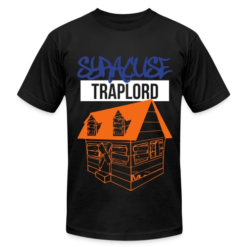 Syracuse Traplord - Men's Fine Jersey T-Shirt