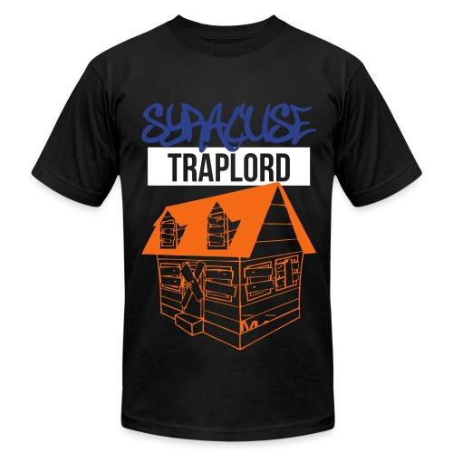 Syracuse Traplord - Men's Fine Jersey T-Shirt