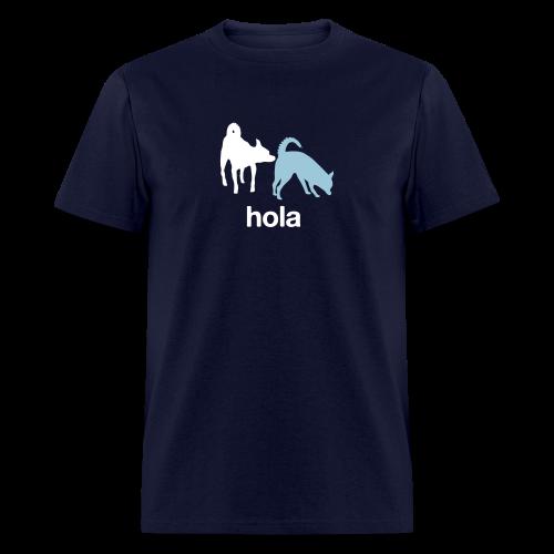 Hola Chihuahuas Tee - Men's T-Shirt