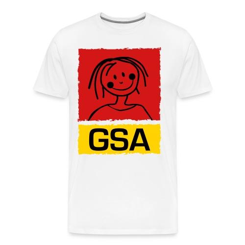GSA T-Shirt two color - Men's Premium T-Shirt