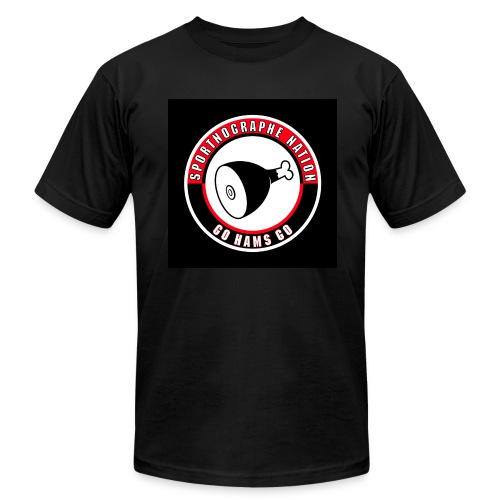Sportnographe Nation - Men's  Jersey T-Shirt