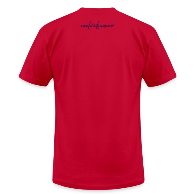 Held By Holtby Tee - Red