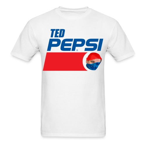 TED PEPSI - Men's T-Shirt