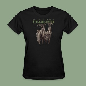 Place of Skulls - In-Graved T-Shirt (women's) - Women's T-Shirt