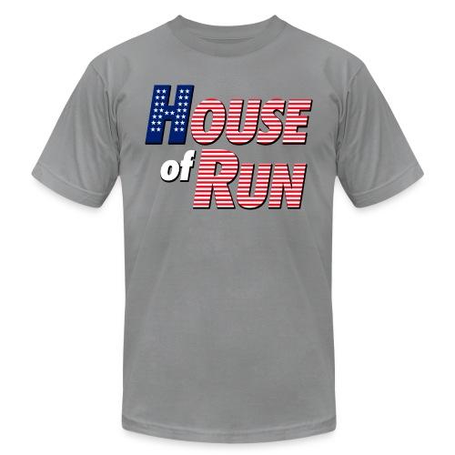 House of Run T-Shirt - Men's Fine Jersey T-Shirt