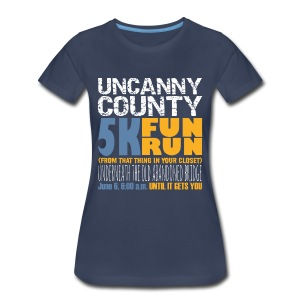 Women's 5K Fun Run From That Thing in your Closet - Women's Premium T-Shirt