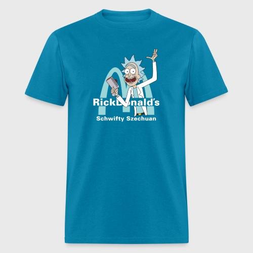 Szechuan Rick and Morty - Men's T-Shirt