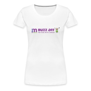 Women's Premium Buzz Off T-Shirt *other colors available* - Women's Premium T-Shirt