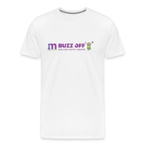 Men's Premium Buzz Off T-Shirt *other colors available* - Men's Premium T-Shirt