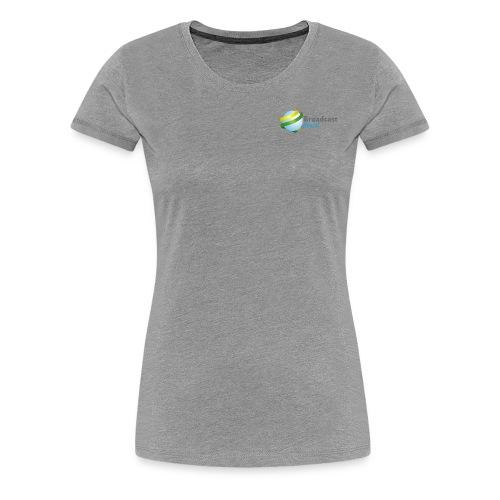 BroadcastBrazil002 - Women's Premium T-Shirt